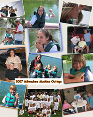 2007 MCMI Outing Collage