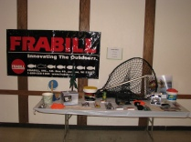 Frabill table