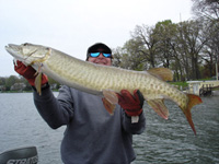 Roy Hinkforth's 2008 Pewaukee Classic catch