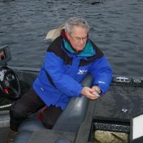 Gene Daul assisting